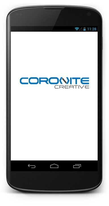 Coronite Creative Mobile Image